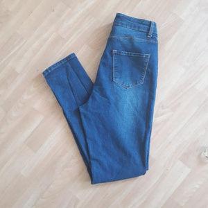 U.W.J High Rise Jeans